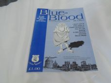 Blue Blood, Volume 1 Issue 4